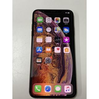 Apple - iPhone Xs max 512GB ゴールド