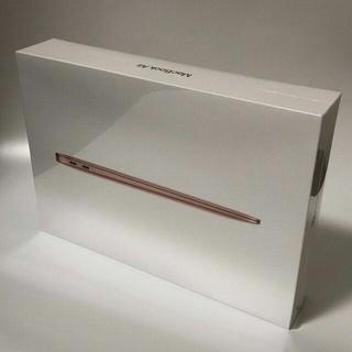 Mac (Apple) - MacBook Air ゴールド 未使用