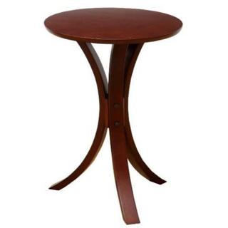 アクタス(ACTUS)のICHIBA サイドテーブル ダークブラウン 未開封(コーヒーテーブル/サイドテーブル)