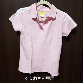 アディダス(adidas)のadidas ポロシャツ レディースL(ポロシャツ)