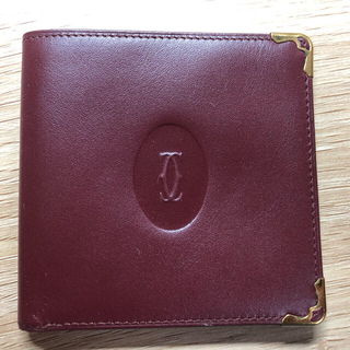 Cartier - Cartier  財布 札入れ レディース