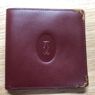 カルティエ(Cartier)のCartier  財布 札入れ レディース(財布)