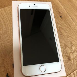 iPhone - 美品 iPhone8 64GB SIMフリー Gold