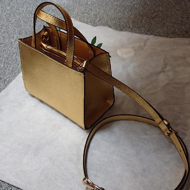 kate spade new york(ケイトスペードニューヨーク)の【新品】 kate spade ケイトスペード フラミンゴ バッグ レディースのバッグ(ハンドバッグ)の商品写真