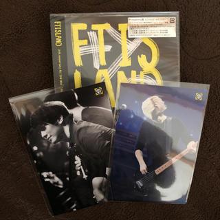 エフティーアイランド(FTISLAND)のFTISLAND BEST  プリ版  ジェジン ミナリ ポストカード2枚(K-POP/アジア)