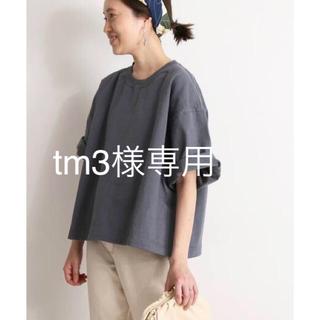 IENA SLOBE - SLOBE IENA 【CAMBER】別注 MAX WEIGHT Tシャツ