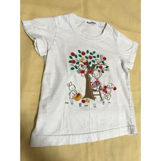 familiar - ファミリア Tシャツ サイズ100