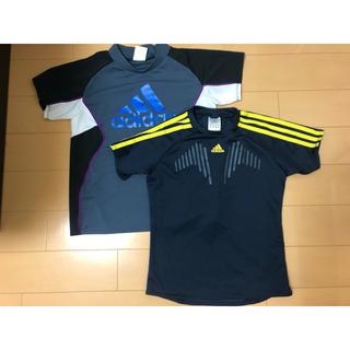adidas - adidas アディダス Tシャツ 120サイズ 2枚セット