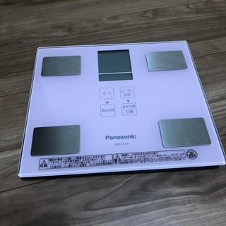 パナソニック(Panasonic)のpanasonic EW-FA13(体重計/体脂肪計)