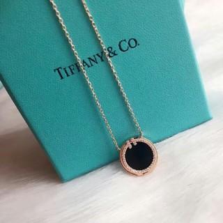 ティファニー(Tiffany & Co.)の美品!tiffany ティファニーネックレス未使用品(ネックレス)