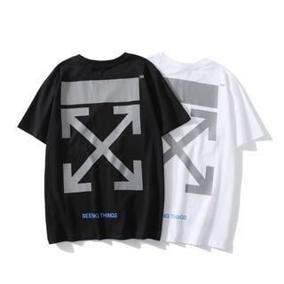 OFF-WHITE - off-white  Tシャツ aod-038-40