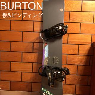 バートン(BURTON)のBURTON スノーボード  セット(ボード)