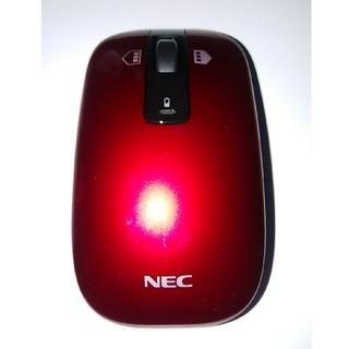 NEC - NEC VALUESTAR LAVIE ワイヤレスマウス MG-1132