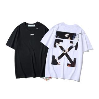 OFF-WHITE - off-white 20ss Tシャツ aod-356-50