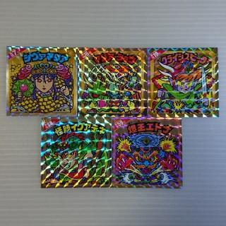 【西日本先行発売】ビックリマン 「悪魔だらけのビックリマン」5枚セット(その他)