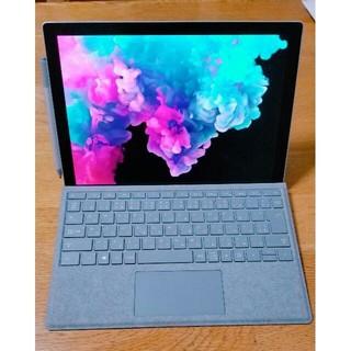 Microsoft - Surface Pro 6 i7/16GB/SSD512 ペン・キーボード付き