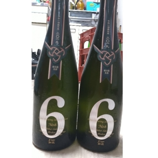 新政 No.6 Xタイプ2本(日本酒)