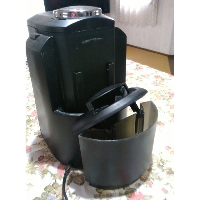 TWINBIRD(ツインバード)の全自動コーヒーメーカー スマホ/家電/カメラの調理家電(コーヒーメーカー)の商品写真