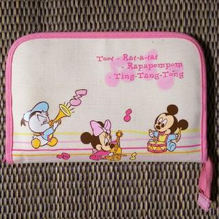 ディズニー(Disney)のベビーディズニー 母子手帳ケース(母子手帳ケース)