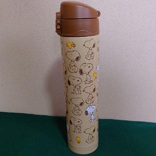 SNOOPY - 新品‼️ スヌーピーのステンレスボトル ブラウン