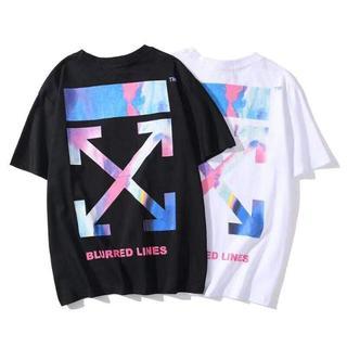 OFF-WHITE - off-white  Tシャツ aod-014-40