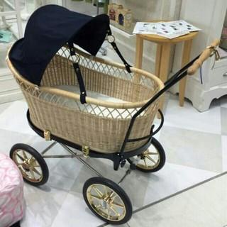 アップリカ(Aprica)の東京乳母車プスプス3点セット(ベビーカー/バギー)