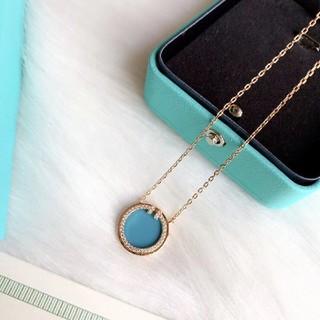ティファニー(Tiffany & Co.)の素敵❤️ Tiffany 人気 ネックレス レディース ピンクゴールド(ネックレス)