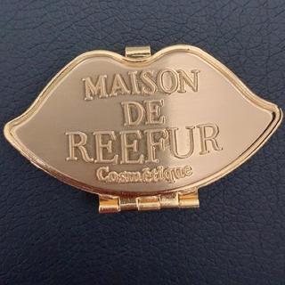 メゾンドリーファー(Maison de Reefur)のメゾンドリーファー  MAISON DE REEFUR リップケース&リップ(口紅)