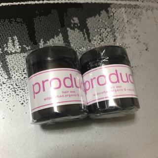 プロダクト(PRODUCT)のザ・プロダクト ヘアワックス(42g)ローズ 2個セット新品・未使用品(ヘアワックス/ヘアクリーム)