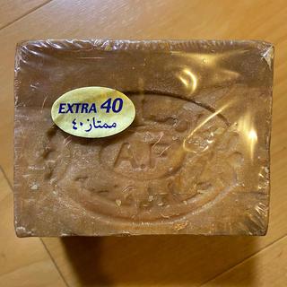 アレッポノセッケン(アレッポの石鹸)のアレッポの石鹸 EXTRA40 オリーブオイルソープ 180g(ボディソープ/石鹸)