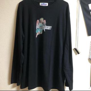 ロングTシャツ 韓国