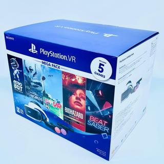 プレイステーションヴィーアール(PlayStation VR)の■螢様専用■PlayStation/PS/VR/MEGA PACK/メガパック(家庭用ゲーム機本体)