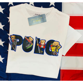 POLO RALPH LAUREN - ★POLO BEAR ★ラルフローレンポロベアTシャツM/150