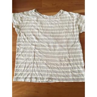 フェリシモ(FELISSIMO)の【サニークラウズ】ゆったり半袖T☆L(Tシャツ(半袖/袖なし))