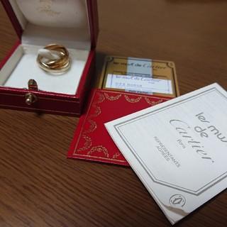 カルティエ(Cartier)の大阪太郎さま専用(リング(指輪))