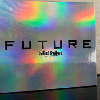 サンダイメジェイソウルブラザーズ(三代目 J Soul Brothers)の三代目J SOUL BROTHERS アルバム『FUTURE』(ミュージック)