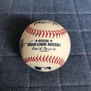 ローリングス(Rawlings)のメジャーリーグ公式球(ボール)