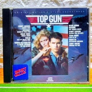 【再値下げ】TOPGUN (トップガン)/CD サントラ[輸入盤](映画音楽)