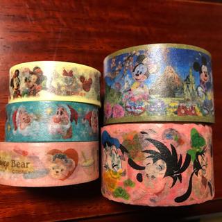ディズニー(Disney)のディズニー マステ マスキングテープ 切り売り(テープ/マスキングテープ)