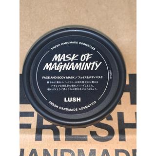 ラッシュ(LUSH)のLUSH ラッシュ パワー パック SP 125g(パック/フェイスマスク)