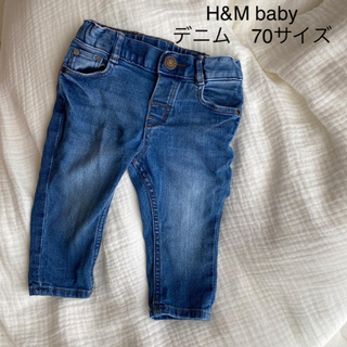 H&M - H&M ベビー デニム 60 70