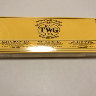 ディーンアンドデルーカ(DEAN & DELUCA)のTWG ティーバッグ詰合せ 15P 箱無し(茶)