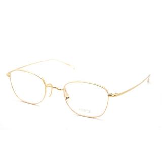 アヤメ(Ayame)のayame GMS Gold ゴールドフレーム メガネ サングラス(サングラス/メガネ)