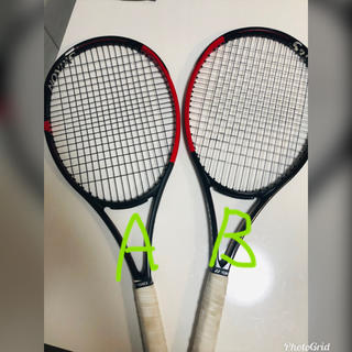 ダンロップ(DUNLOP)の硬式テニスラケット ダンロップCX200(ラケット)
