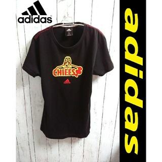 アディダス(adidas)のadidas アディダス チーフス CHIEFS ビッグロゴ Tシャツ ラグビー(ラグビー)