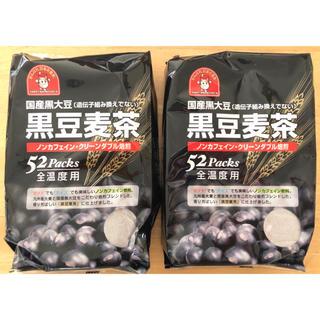 黒豆麦茶 パック 10g×52P(茶)