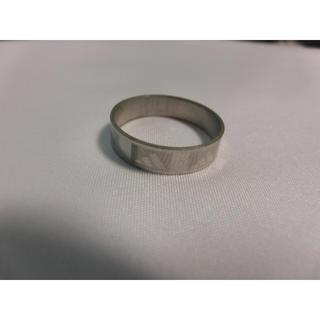 D54-b-25●高品質ステンレス 指輪 リング 19号●(リング(指輪))