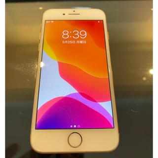 iPhone - 美品 SIMフリー iPhone8 64GB ゴールド シムフリー