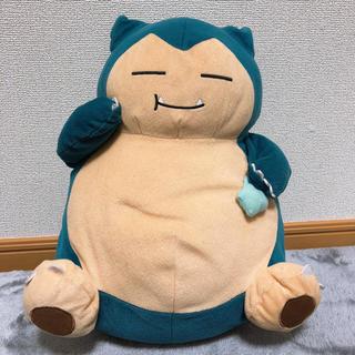 バンプレスト(BANPRESTO)のめちゃデカぬいぐるみ♡カビゴン(ぬいぐるみ)