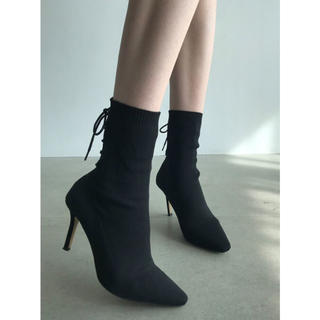 Ameri VINTAGE - ACYM/Lace up socks ブーツ